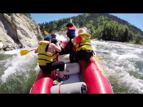 Washington's Playground: Whitewater Rafting From Leavenworth To Cashmere, WA