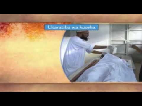 Download Matayarisho ya Maiti wa Kiislamu na hukumu za jeneza