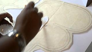 How To Make Sewing Patterns Reusable!  - Tutorial