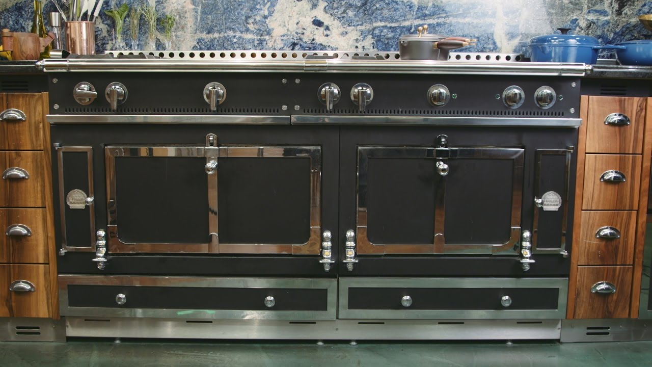 La Cornue Kitchen 42 Inch Cabinets 8 Foot Ceiling Chateau Series Oven Cooking Tips Youtube