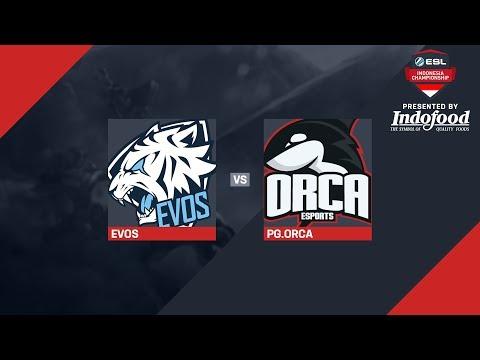 ESL Indonesia Championship – Dota 2: Matchday #8 (AURA vs PG.BARRACX; EVOS vs PG.ORCA) thumbnail
