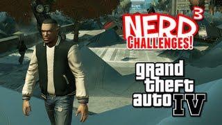 Nerd³ Challenges! Carmageddon AND Tsunami! - GTA IV thumbnail