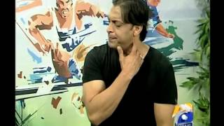 Shoaib Akhtar First Time on Media After Marriage Talking About His New Wife