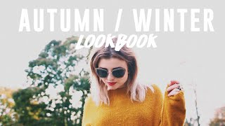 Autumn // Winter Look Book | Helen Anderson