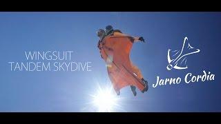Wingsuit Tandem Skydive – Netherlands
