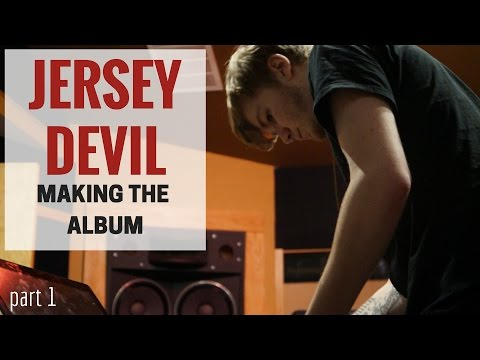 RECORDING IN MULTI MILLION DOLLAR STUDIO | Making of Jersey