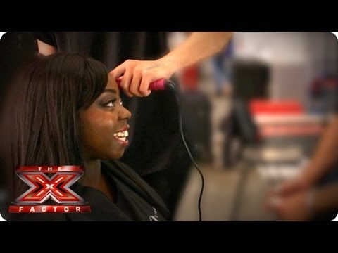The contestants get glamorous! - TRESemmé Salon - The X Factor UK 2013