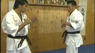 Kyokushin karate instructional by Hajime Kazumi(, 2012-02-05T22:07:06.000Z)