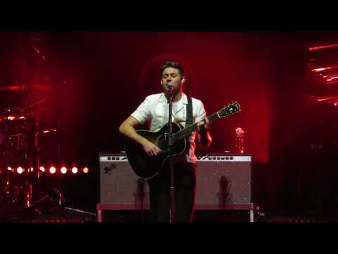 Niall Horan - You And Me - Flicker World Tour Live - at the BIC, Bournemouth on 26/03/2018