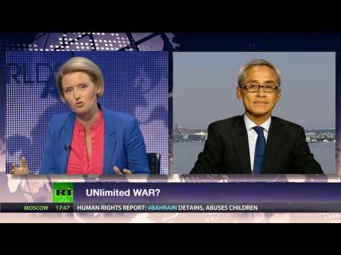 Is war biggest crime committed in Syria against Syrians? (ft. UN investigator)