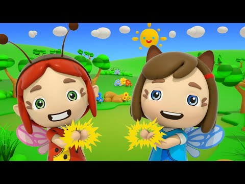 If You Happy and You Know  | Nursery Rhymes & Kids Songs (Little Fairies) Mp3