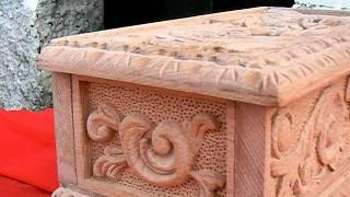 arca en madera de haya