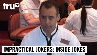 Impractical Jokers: Inside Jokes - Warm Fish Salad   truTV