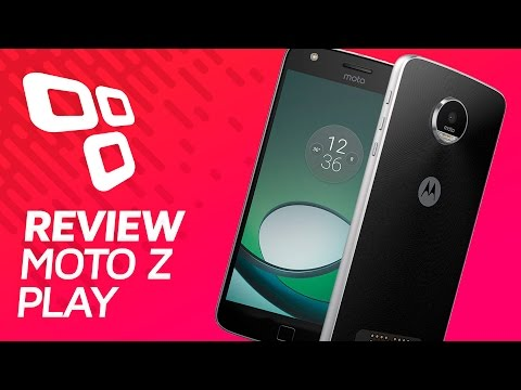 Lenovo Moto Z Play [Review] - TecMundo