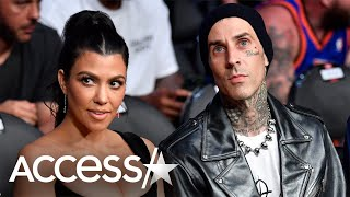 Kourtney Kardashian Leaves Travis Barker Steamy Love Note
