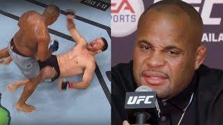 Даниэль Кормье слова после боя со Стипе Миочич на UFC 226