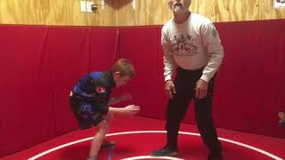 CLAW Wrestling Fundamentals: Penetrating the Line