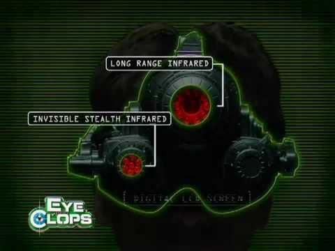 Eyeclops nightvision nachtsichtgerät infrarot youtube