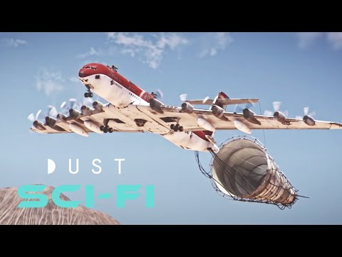 "Sci-Fi Short Film ""The OceanMaker"" Presented by DUST"