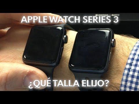 ¿Apple Watch 38 MM Para Hombre? (Series 3 Nike+)