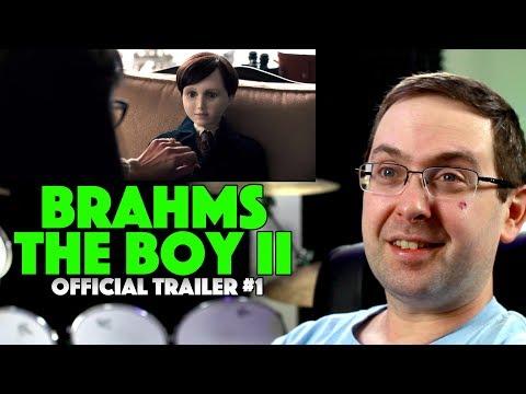 Play REACTION! Brahms: The Boy II Trailer #1 - Katie Holmes Movie 2020