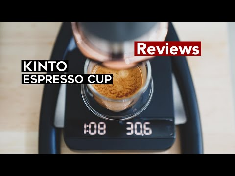 Kinto Espresso Cup รีวิวแก้วเอสเพรสโซ่ เล็ก กระทัดรัด เหมาะกับคนชอบดื่มเอสเพรสโซ่ที่สุด