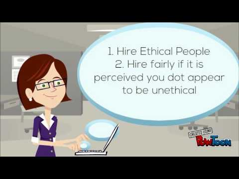 HR MGMT Employee Relations Video (Group One)