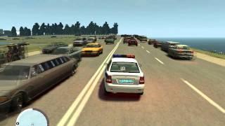 GTA IV:CR. Тестовая версия.