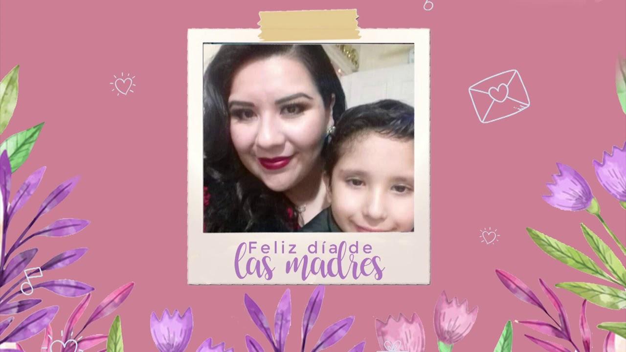 Feliz día de las madres Hola Mexicali (Denisse de Kalaffer.- Señora Señora)