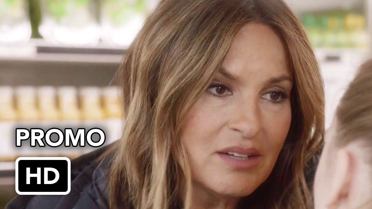 """Download Law and Order SVU 20x20 Promo """"The Good Girl"""" (HD)"""
