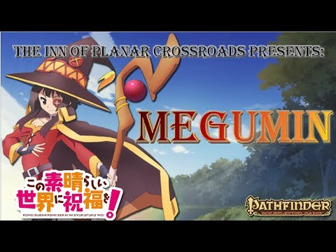 Ludus Magnus - Megumin from Konosuba - The Inn Of Planar