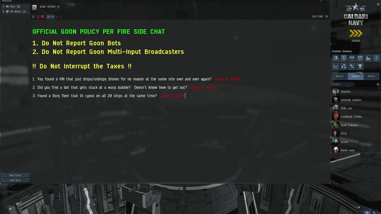 EVE Evolved: Solving EVE Online's botting problem