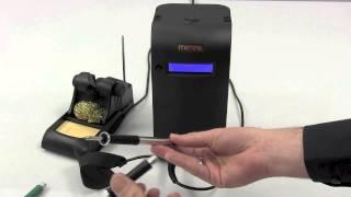 Metcal MX-5010 Solder Rework Station