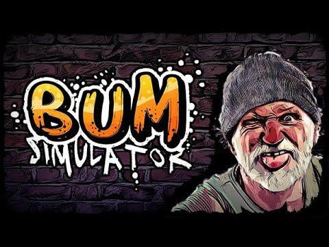 Bum Simulator 💰 Angezockt | Review | Eindruck 🤕 Gameplay Deutsch