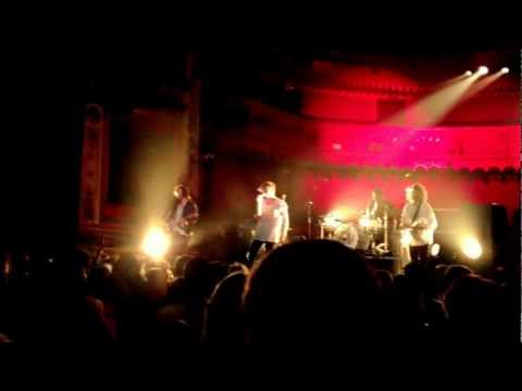 Deportees - A Heart Like Yours In A Time Like This LIVE GBG 25/11 (HD)