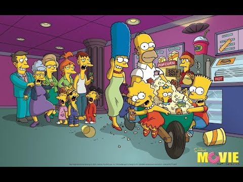 The Simpsons Movie 2 2021 Official Teaser Trailer 1 Youtube