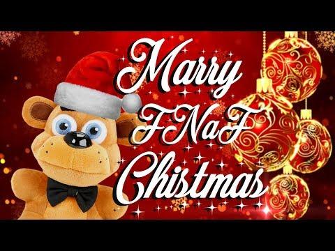 FNaF Plush Music: Merry FNaF Christmas (JT Machinima)