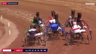Vidéo de la course PMU PRIX YVONNICK BODIN