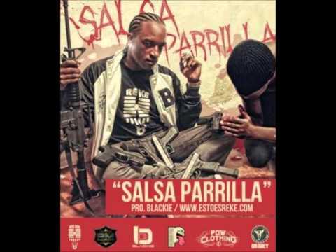 Rekeson Salsa Parrilla Tiradera Para El Prieto