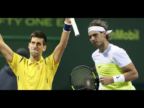 Novak Djokovic vs. Rafael Nadal / ATP Qatar Open / Final / 09.01.2016