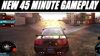 The Crew Gameplay Walkthrough: 45 Minute Demo Shows Open World Free Roam (Xbox One PS4 PC Xbox 360)