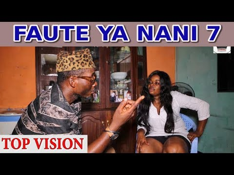 FAUTE YA NANI Ep 7 Fin Theatre Congolais avec Dianna,Ebakata,Ariachou,Ibutu,Daday,Mosantu