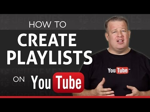 How To Create a Playlist on Your Youtube Channel