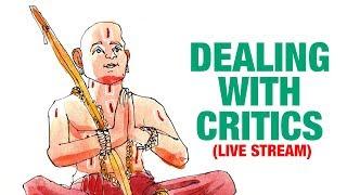 Dealing with Art Critics and Criticism (LIVE STREAM)