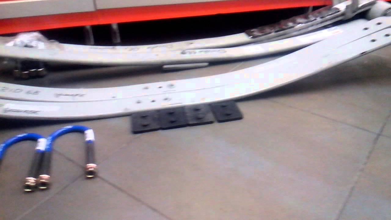 Усилитель рессоры Спринтер 408 416 подкоренной лист F020T680za30 33721068