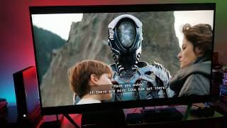 NETFLIX   Dolby Vision Analysis on TCL 55R617 4K TV