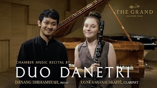 """DUO DANETRI"" Chamber Music Recital 
