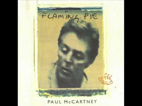 Paul McCartney - Flaming Pie: Souvenir