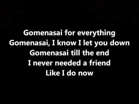 GOMENASAI (lyrics) - t.A.T.u.