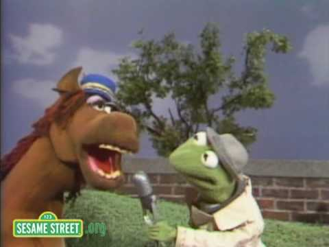 Sesame Street: Kermit Reports News On Humpty Dumpty